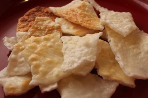 素焼き煎餅 うす焼