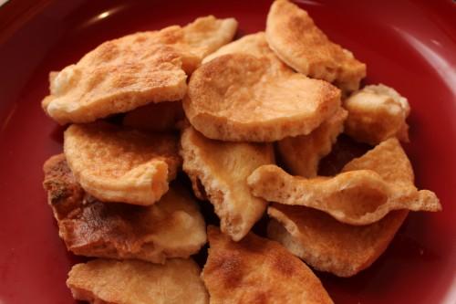 手焼煎餅 素焼堅焼煎餅(三角カートンギフト)