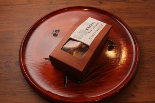手焼煎餅 わざわざ割って作ったやや堅焼(三角カートンギフト)