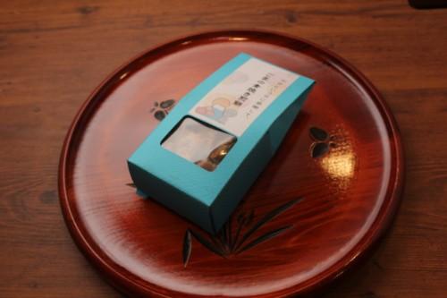 手焼煎餅 ごまの素焼(三角カートンギフト)