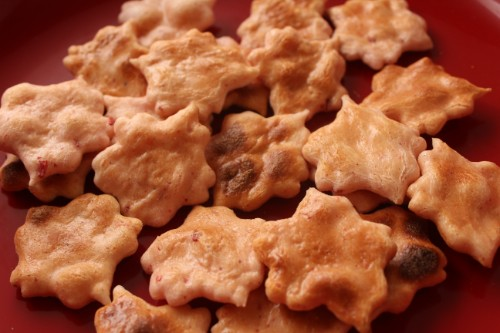 手焼煎餅 えびの素焼(三角カートンギフト)