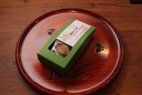 手焼煎餅 わざわざ割って作った青のり煎餅(三角カートン)
