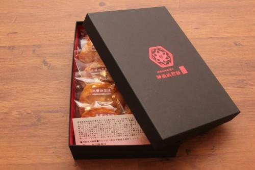 神楽坂煎餅 10個入贈答箱