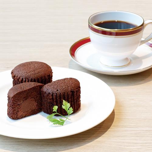 ミカド珈琲 コーヒー&トリュフショコラ(父の日)