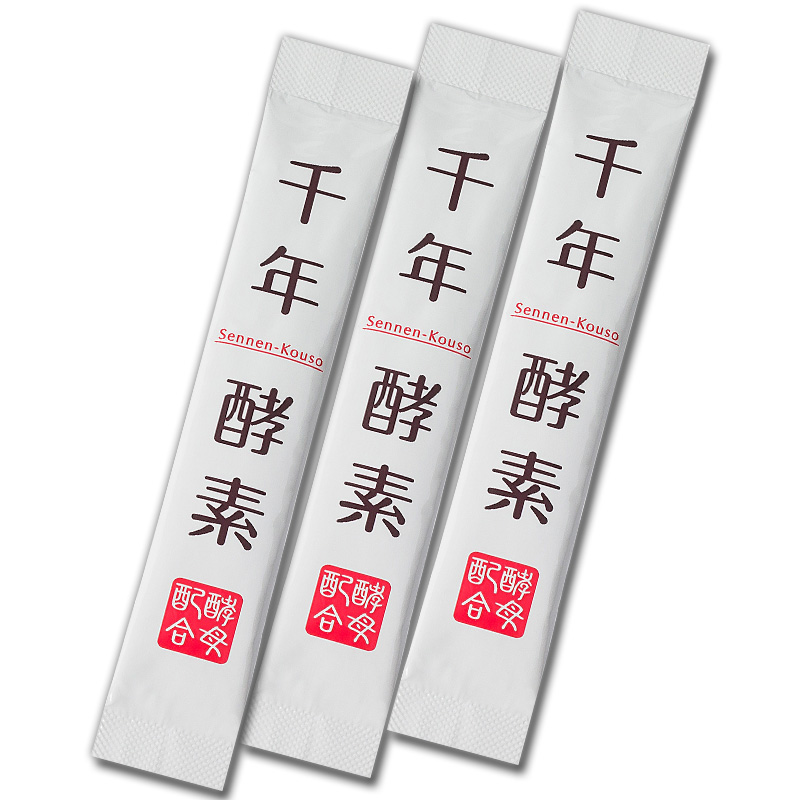 《定期》千年酵素×2箱/送料無料