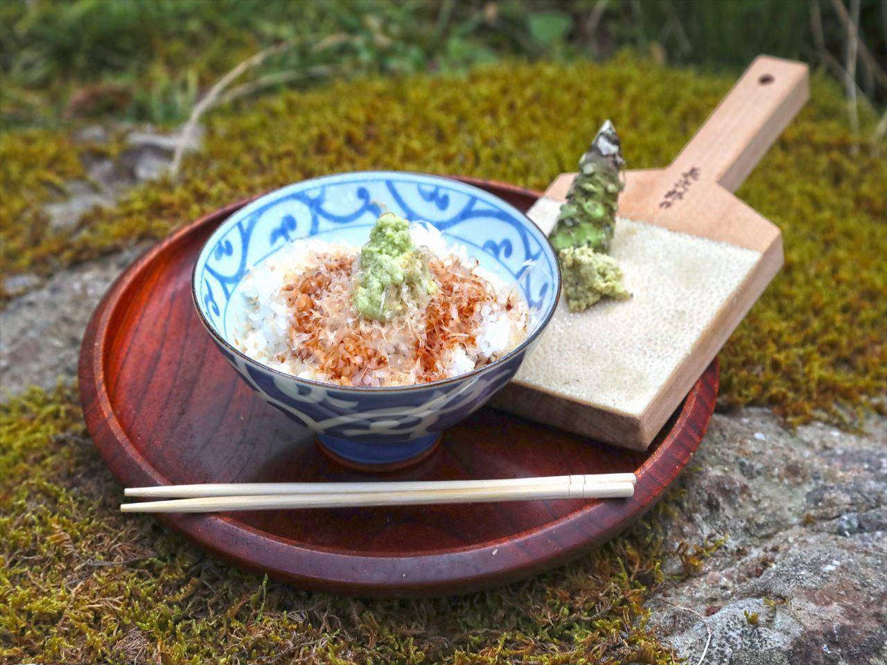 伊豆わさび食品のわさび丼セット
