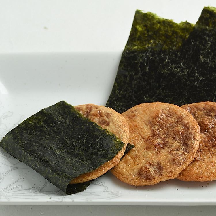 ぬれやき煎(ぬれ煎餅)10枚
