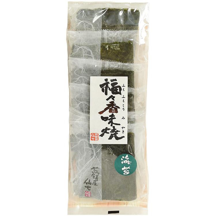 福々香味焼 海苔(堅焼き)6枚