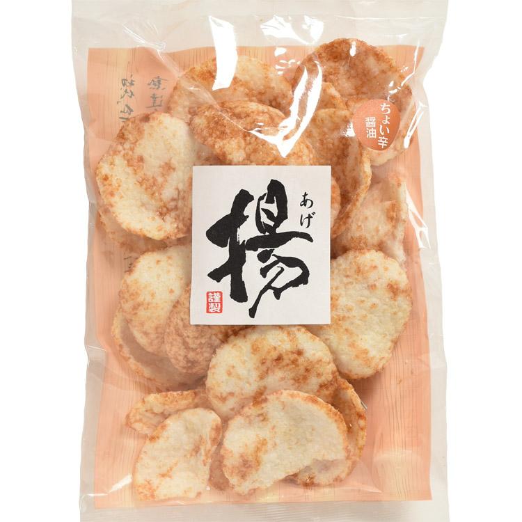 揚 しょうゆ(揚げ煎餅)120g