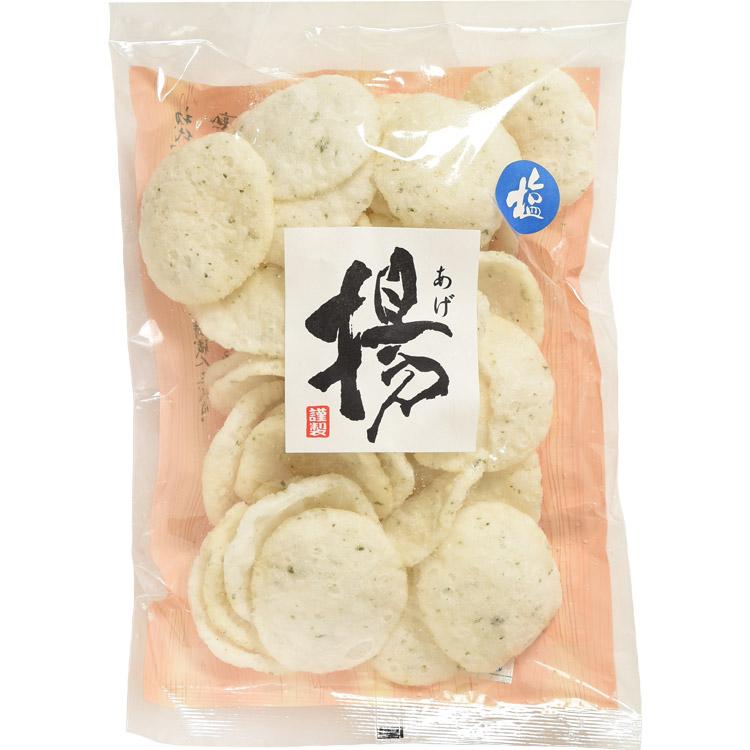 揚 しお(揚げ煎餅)120g
