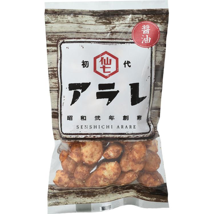 仙七アラレ 醤油(揚げ餅)90g