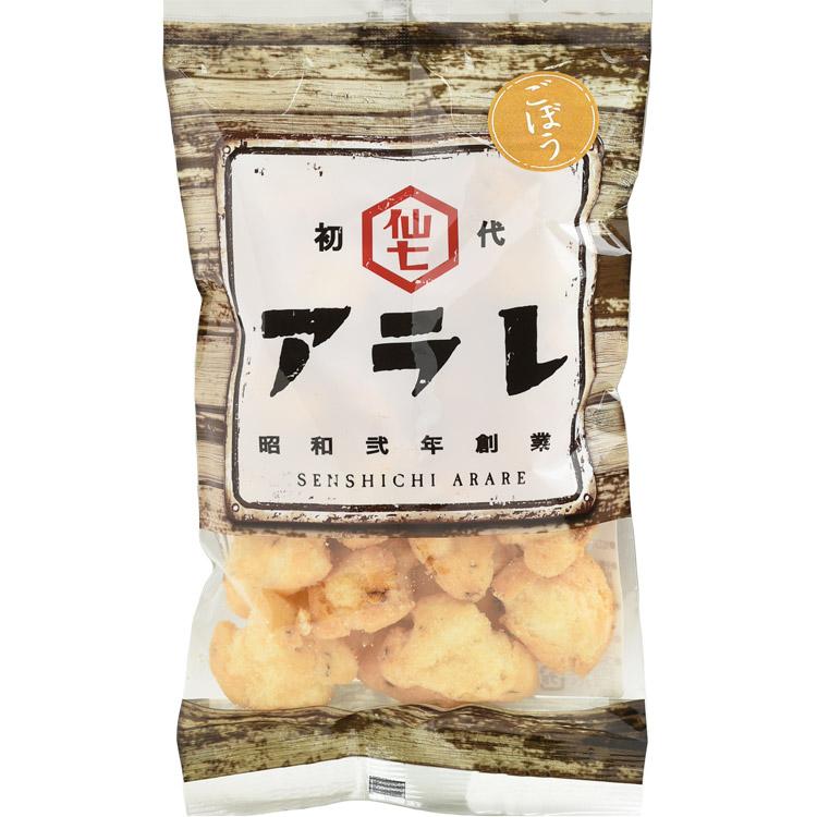 仙七アラレ ごぼう(揚げ餅)90g