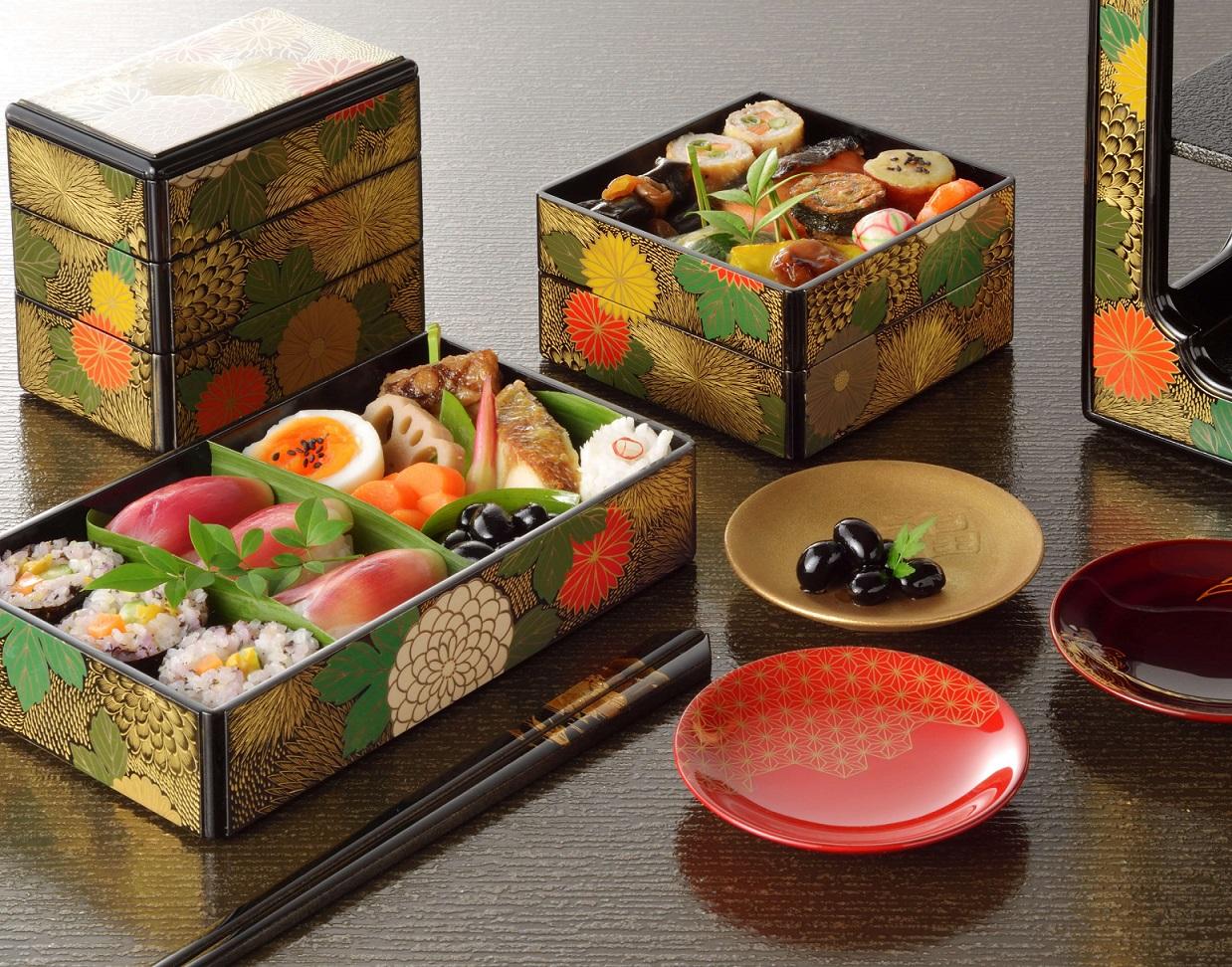 宴重 菊詰紋