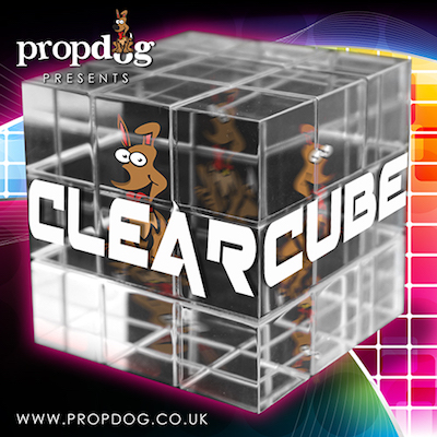 Clear Cube ※