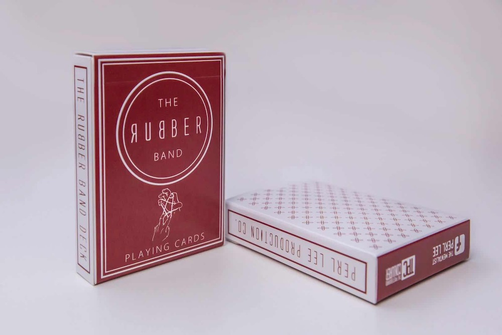 The Rubber Band Deck