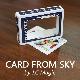 〈予約〉Card From Sky