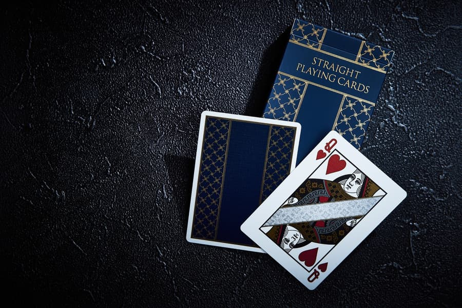Straight Playing Cards Premium Edition