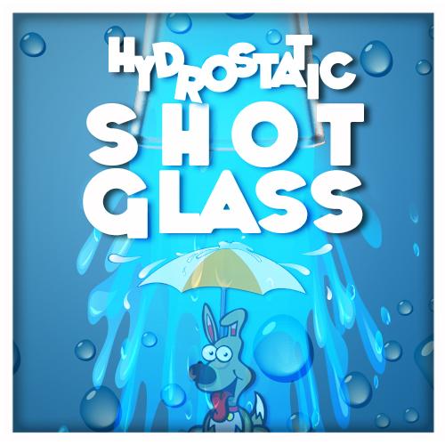 Hydrostatic Shot by PropDog ※