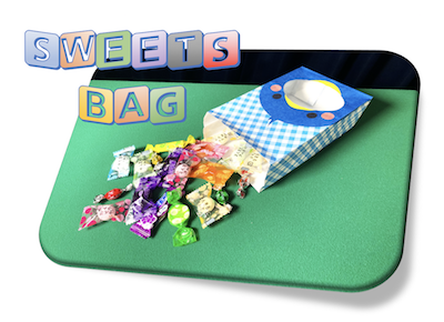 Sweets Bag by PROMA