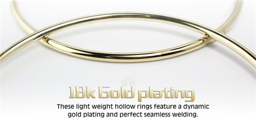 Professional Golden Rings