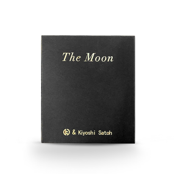 The Moon by Kiyoshi Sato