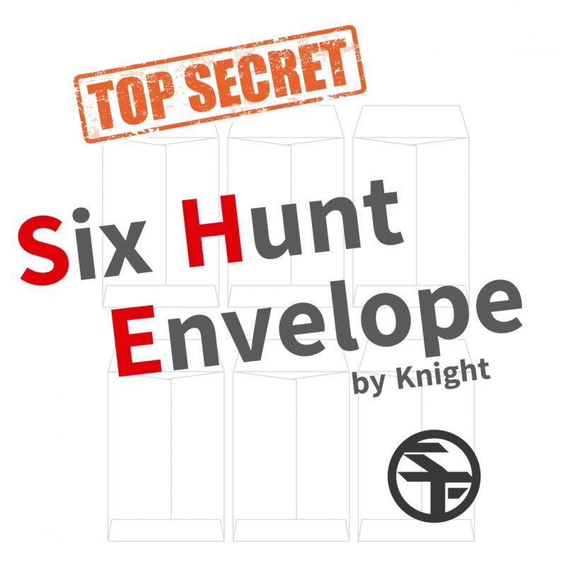 Six Hunt Envelope by Knight