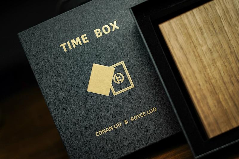 TIME BOX BY TCC & Conan Liu
