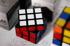Regular Cube by Henry Harrius ※