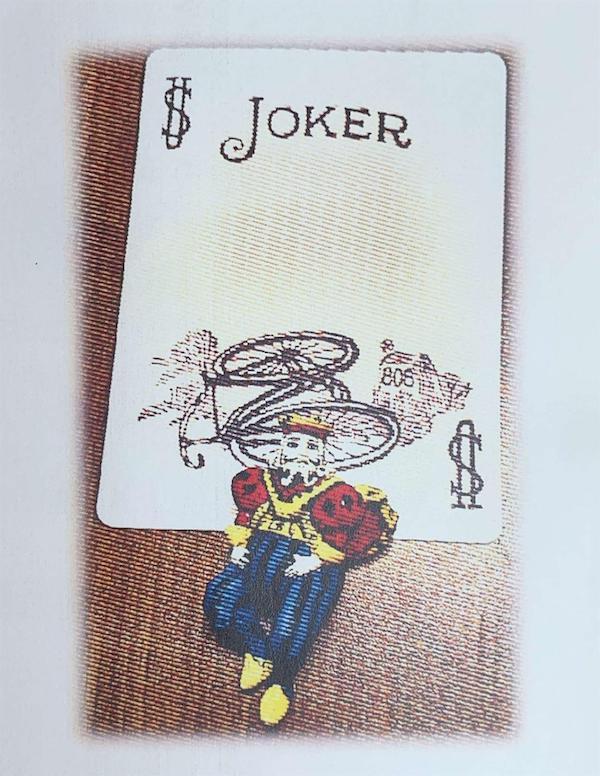 ジョーカー byキートン工房