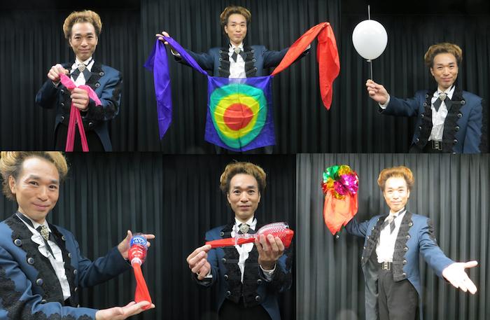ステージマジック・起承転結・第2巻・承転(ミドルアクト)3枚組DVD ※