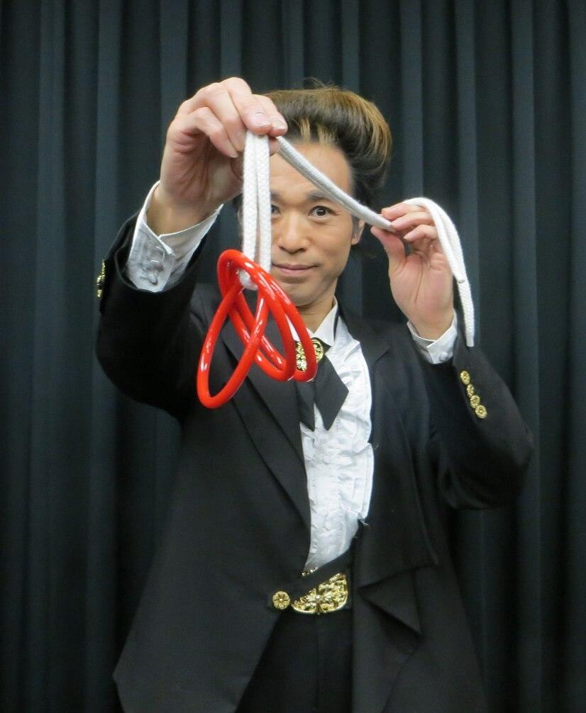 インポッシブル ロープ&リング ※
