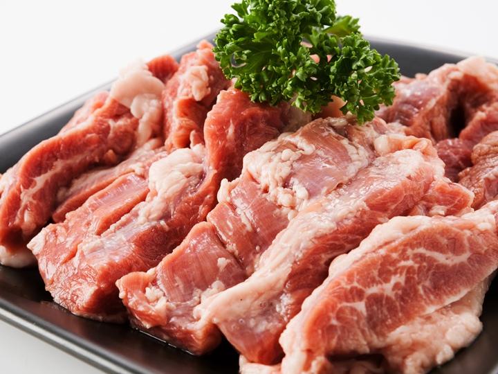 瀬戸牧場産 豚 カシラ