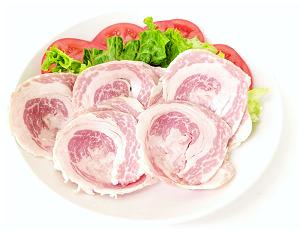 瀬戸のもち豚 バラハム(75g)