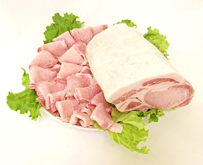 瀬戸のもち豚 ロースハム(75g)