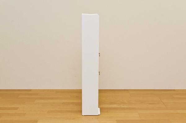 スリムトイレラック 【TR-1006WH】(ホワイト)