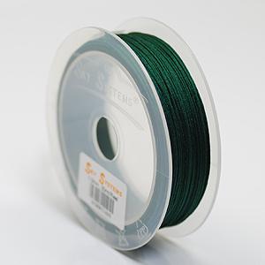 カラーナイロンコード 1.0mm SNC-10-05 ダークグリーン