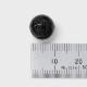 【早い者勝ち】アマビエ彫刻ビーズ10.0mm オニキス ホワイト 1個 OT-A-ONIXW