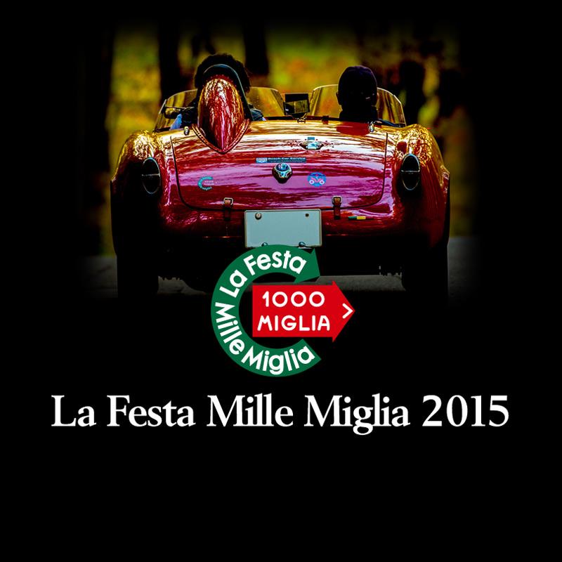 【ラ フェスタ特製】SEV セブネックストラップ【La Festa Mille Miglia2015】