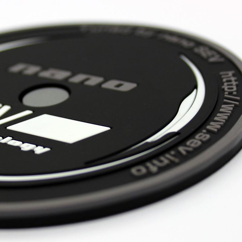 SEV セブオリジナルコースター (ブラック/グレー)