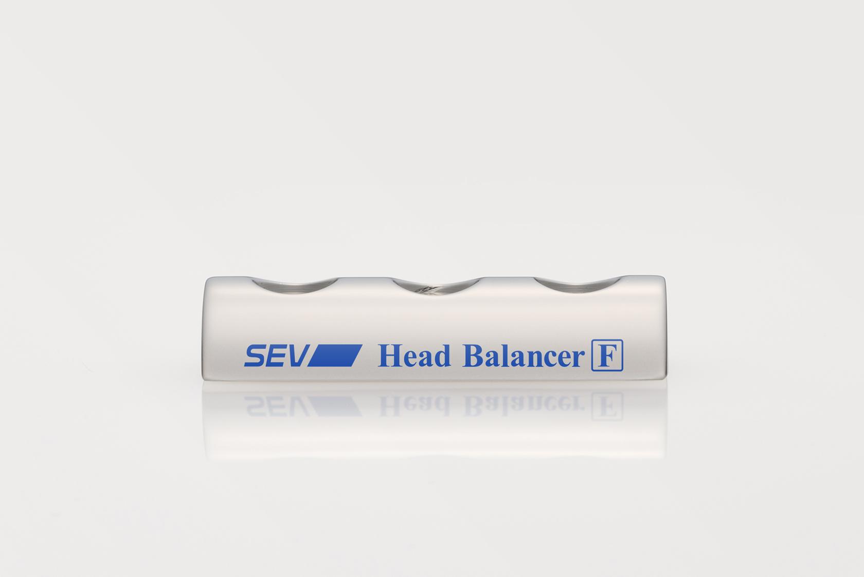 【自動車用】SEV セブヘッドバランサーF 初回限定商品 (本体2個入り)