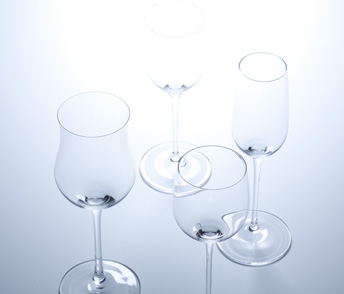 ダカーポスレンダー:10オンス ワイングラス