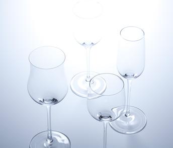 ダカーポスレンダー:ワイングラス