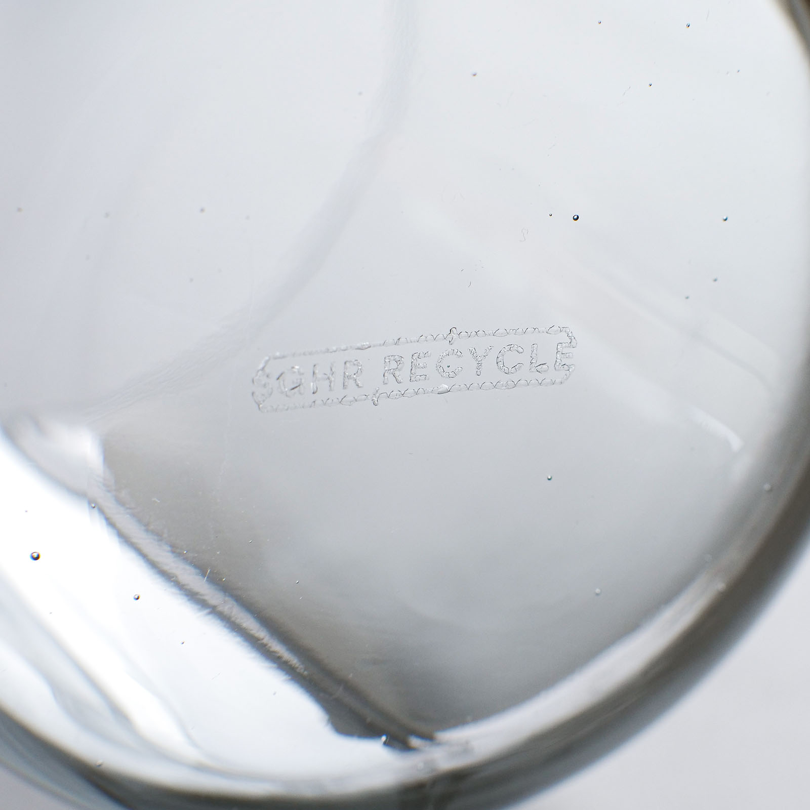 Sghr Recycle:丸形プレート (24cm)