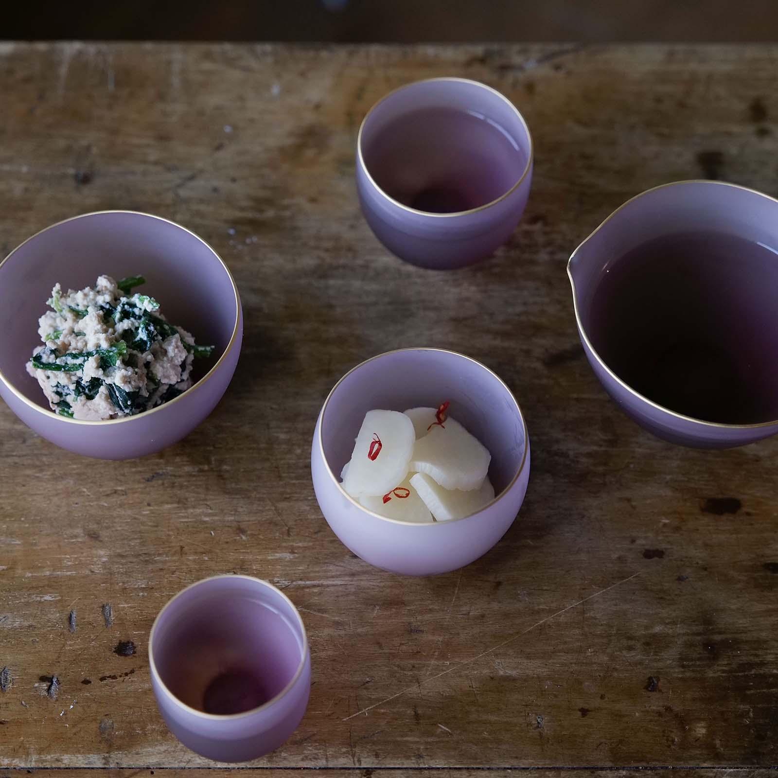 サキ:猪口・小鉢