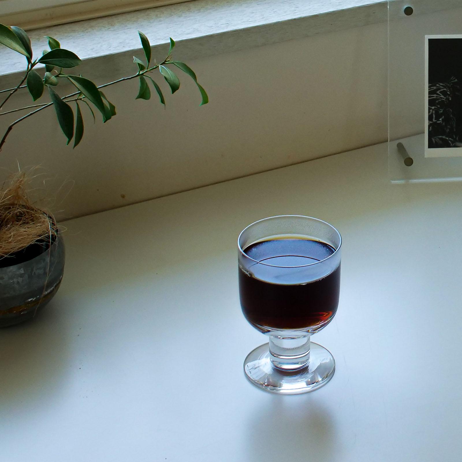 ここち:コーヒーグラス