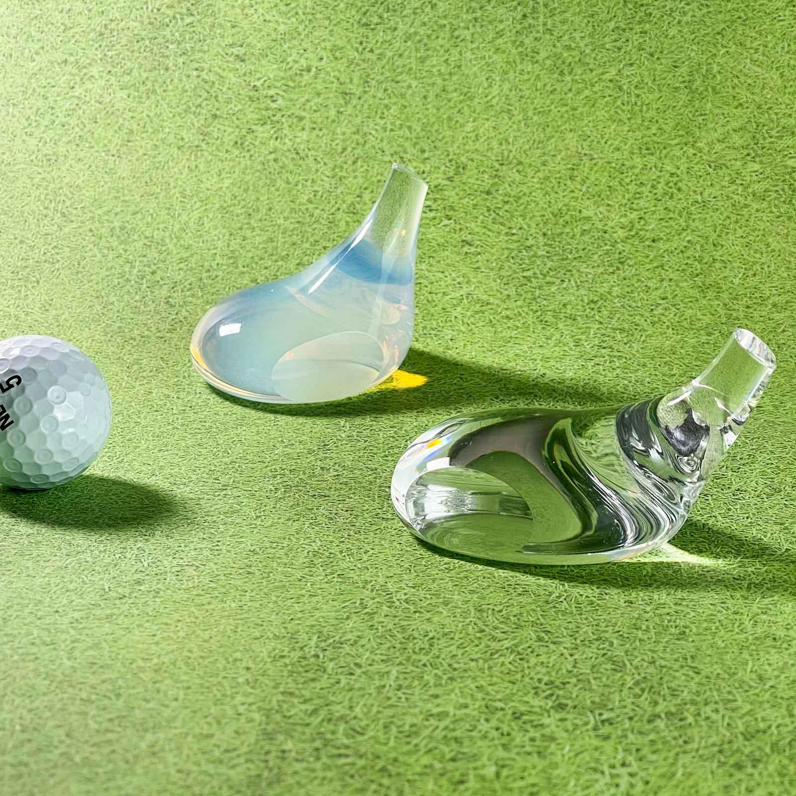 ゴルフクラブ:オーナメント