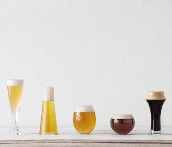 ザ・ビアー:漆黒ビール 1本+nido 1客 セット GIFT