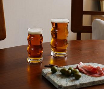 アダージオ:ビアグラス