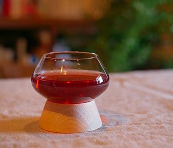 ミナ ペルホネン:ホイップグラス