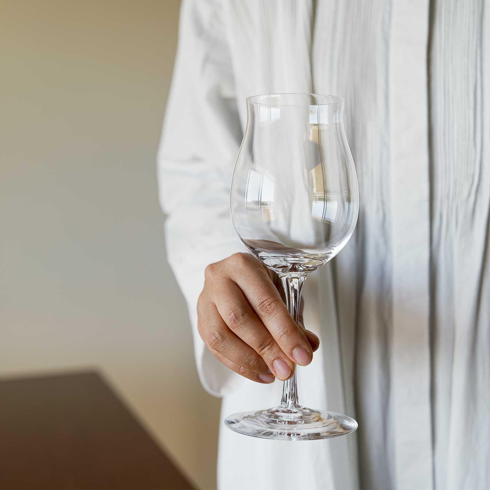 HaGu:ワイングラス+バッグ